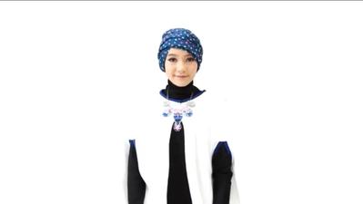 Tutorial Hijab Turban Simpel & Praktis