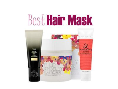 6 Hair Mask Pilihan dari High End Brand