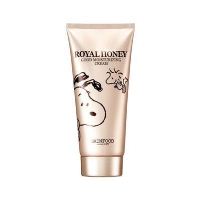Royal Honey Good Moisturizing Cream Snoopy Limited Edition