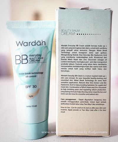 2. Wardah BB Cream