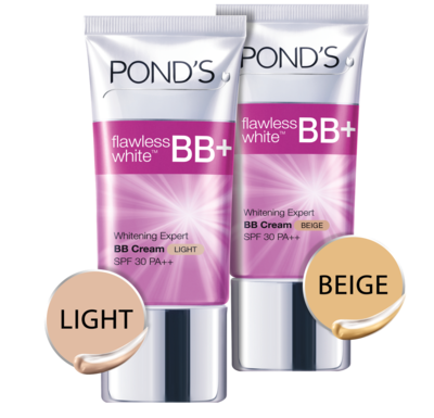 4. Ponds Flawless White BB Cream