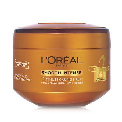 L'Oreal Hair Smooth Intense Masker