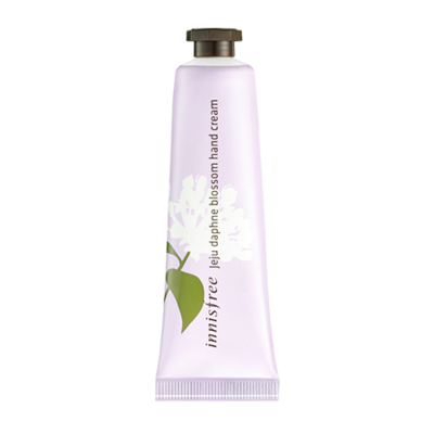 5. Innisfree Jeju Daphne Blossom Hand Cream