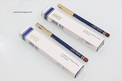 Inez Colour Contour Plus Eyeliner
