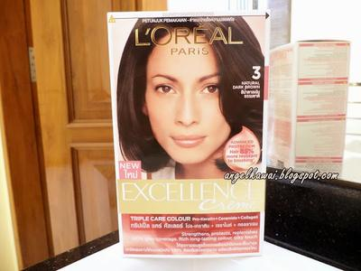 L'Oreal Excellence Creme #4 Natural Dark Brown
