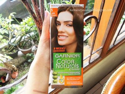Garnier Colour Natural 5 Light Brown