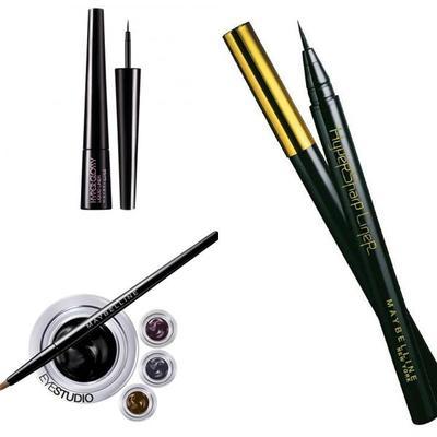 3 Pilihan Eyeliner Best Seller dari Maybelline