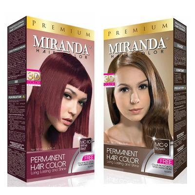 1. Miranda Hair Color Premium