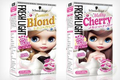 7. Freshlight Sachwarzkopf Foam Hair Color