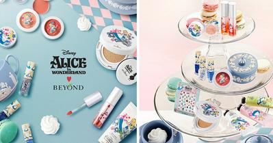 Beyond x Alice in Wonderland