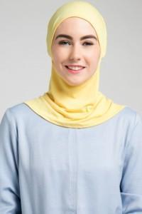 2. Perhatikan Pula Dalaman Hijab