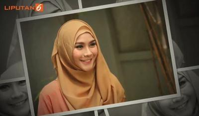 Tutorial Hijab Kasual Untuk Sehari-Hari ala Zaskia Mecca