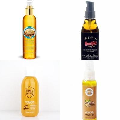 Pilih Body Oil yang Tepat untuk Atasi Kulit Kering