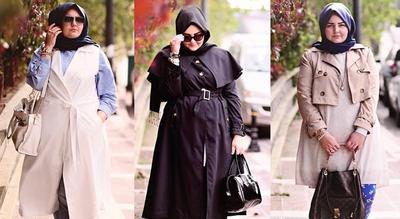 Biar Enggak Salah, Tiru 5 Tips Hijab Fashion Ini Kalau Kamu Bertubuh Gemuk!