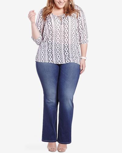 4. Boot Cut Jeans