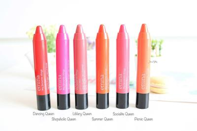 2. EMINA My Favourite Things Lip Color Balm