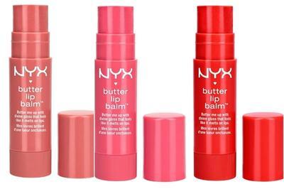 5. NYX Butter Lip Balm