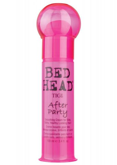 2. TIGI Bed Head After the Party Smoothing Cream