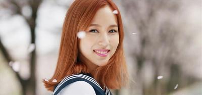 School Girl - Mina
