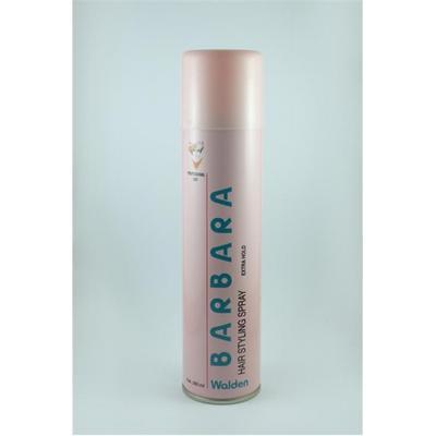 3. Barbara Walden Hair Styling Spray