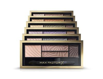 Max Factor Luncurkan Eyeshadow Terbaru Smokey Eyes Drama Eyeshadow Pallete
