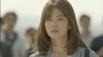 "Model Rambut ala Song Hye Kyo dalam Drama Korea ""Descendant of The Sun"""