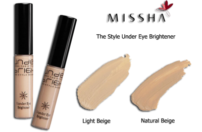 4. Missha The Style Under Eye Brightener