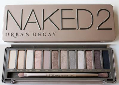 1. Urban Decay Naked Palette