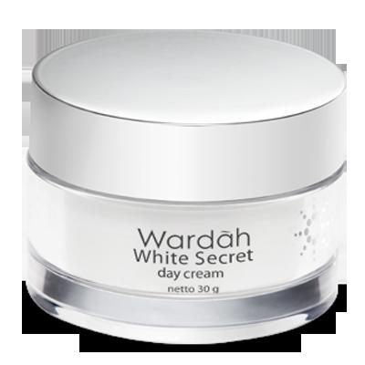 1. Wardah White Secret Day Cream