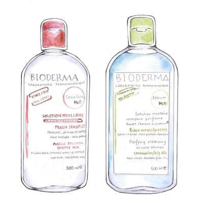 Bioderma Sébium & Sensibio H2O