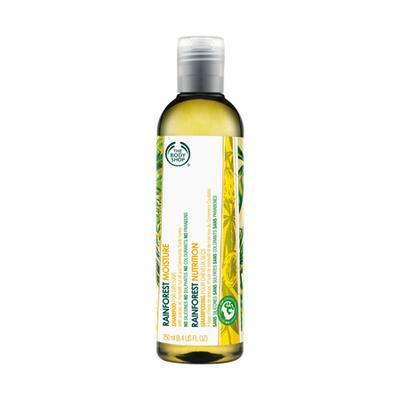1. The Body Shop Rainforest Moisture Shampoo