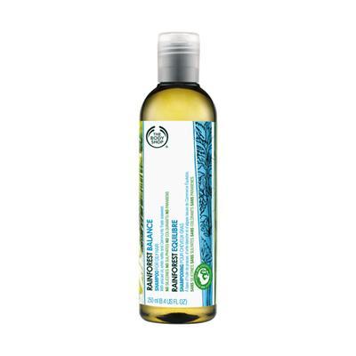 3. The Body Shop Rainforest Balance Shampoo