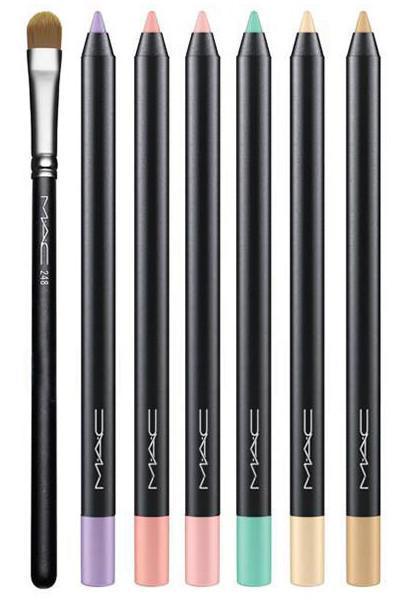 Dare Hue! Brow Pencil & 248 Small Eye Shader Brush
