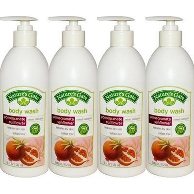 4 Body Wash Terbaik Atasi Kulit Kering & Bersisik