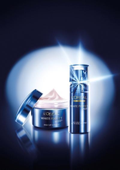 3 Rangakaian L'Oreal Paris White Perfect Laser untuk Cerahkan Wajah