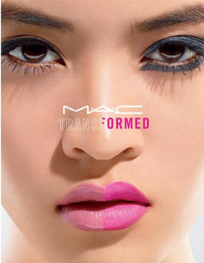 Rangkaian Warna Lipstik Terbaru MAC Transformed Collection