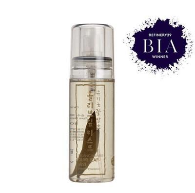 5. Whamisa Organic Flowers Olive Leaf Mist