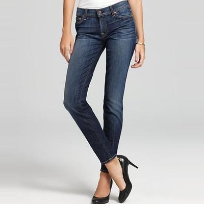1. Dark Wash Jeans