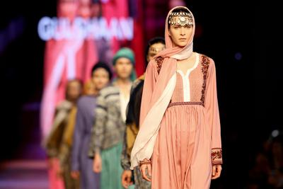 Designer Indonesia di Istanbul Modest Fashion Week 2016