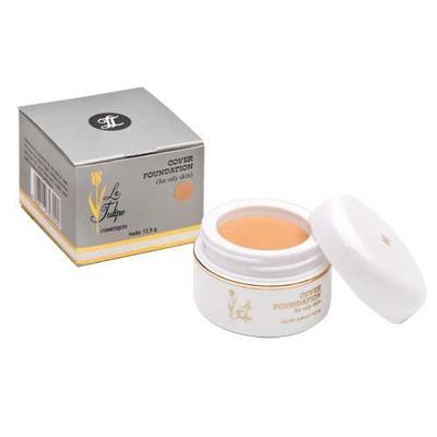 3. La Tulipe Cover Foundation For Oily Skin