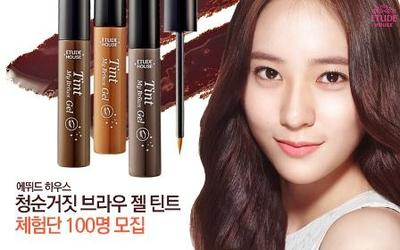 5. Etude House Tint My Brows Gel