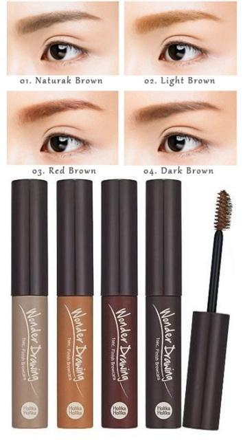 10. Holika Holika Wonder Drawing 1 sec Finish Browcara