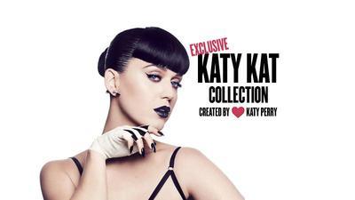 Katy Perry Luncurkan Matte Lipstick Kolaborasi Dengan CoverGirl