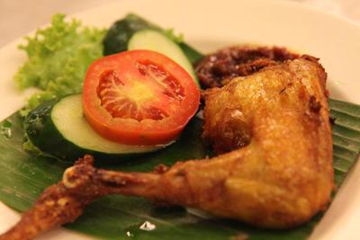 Menu Ayam