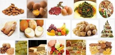 Makan Makanan yang Mengandung Serat & Protein