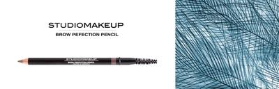 4. STUDIOMAKEUP Brow Perfection Pencil
