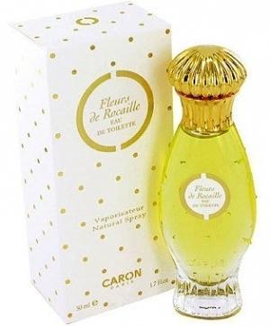 6. Beyonce Knowles ~ Fleur de Rocaille by Caron