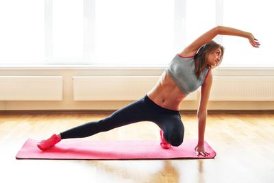 Kardio, Yoga dan Olahraga Matras