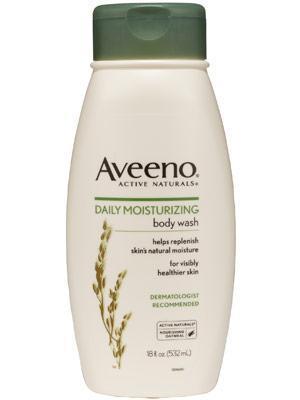 1. Aveeno Daily Moisturizing Body Wash