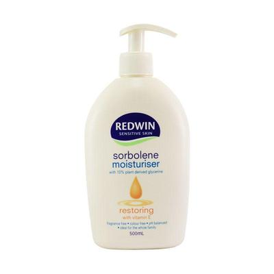 3. REDWIN Sorbolene Bodywash With Vit E